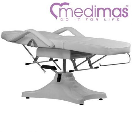 Professional 2 section wooden Massage table green