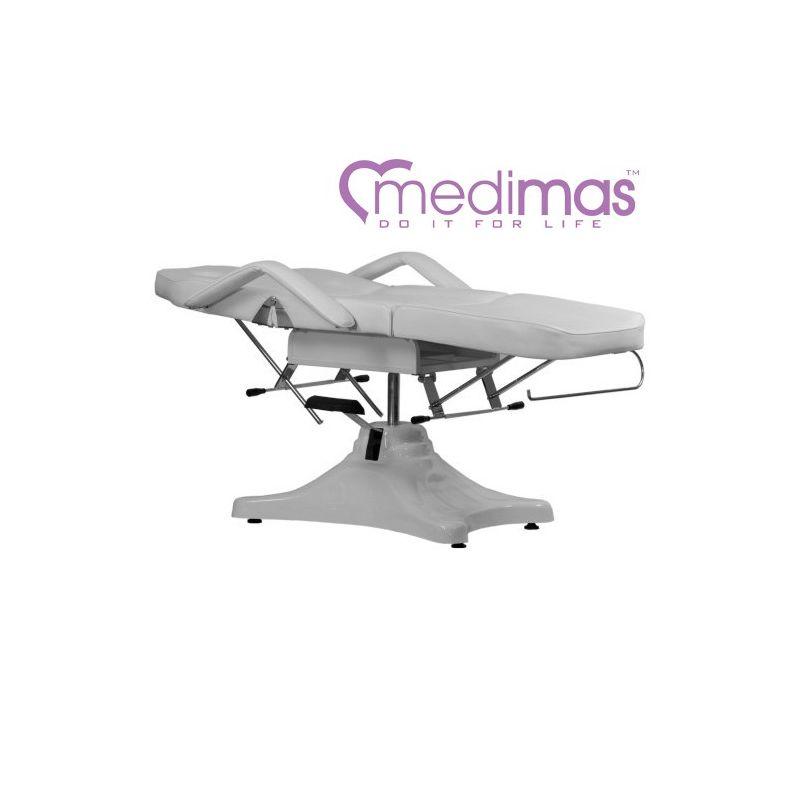 Professional 2 section wooden massage table green b rbara massageb nkar massagestenar - Massage table professional ...